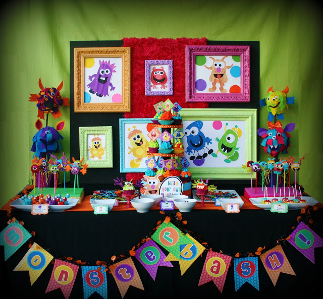 colorful_monster_bash_party_girl_boy_birthday_cake_sweets_decorations.JPG