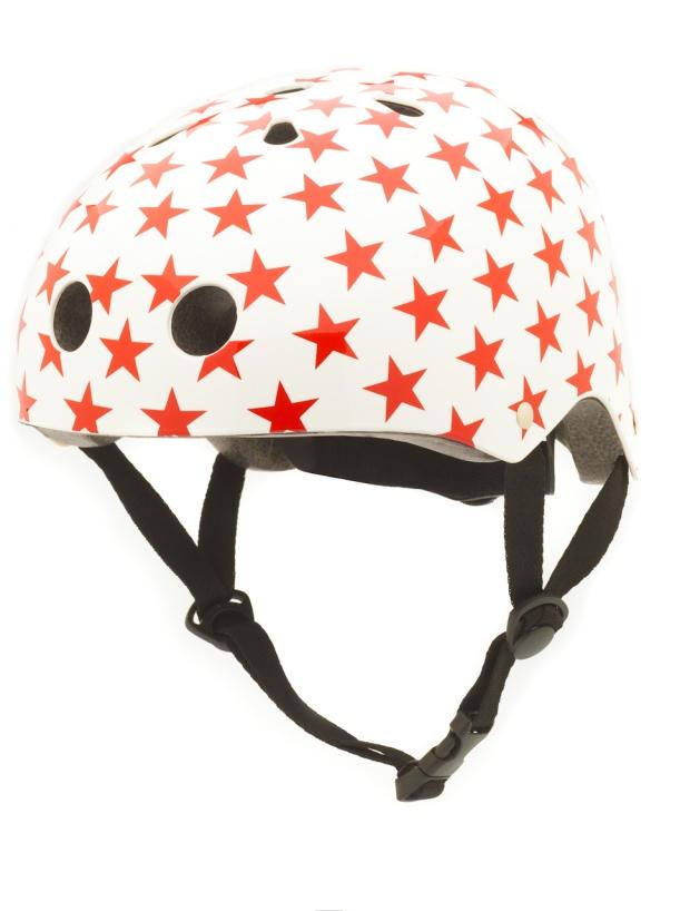 Fiets- of skatehelm stars kidswithflair 29,95€