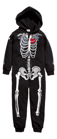 halloween H&M all for children