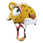 casque-leopard-jaune